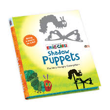 shadow puppets for sale hungry caterpillar shadow puppet set the eric carle museum