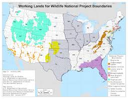 Pa State Game Lands Maps by Working Lands For Wildlife Nrcs