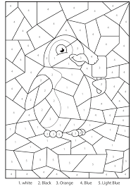 159 best math chiffres coloriages images on pinterest color