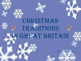 traditions in great britain