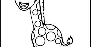 imagenes de jirafas bebes animadas para colorear imagenes de jirafas bebes animadas imagenes para dibujar faciles