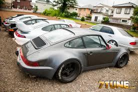 porsche 930 turbo wide body 1989 911 carrera to turbo look rennlist porsche discussion forums