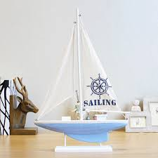 aliexpress buy mediterranean nautical home decoration boat