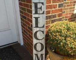 Samoan Home Decor Welcome Sign Etsy