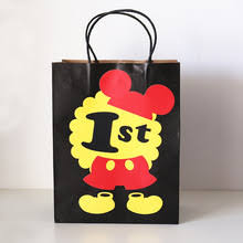 mickey mouse favor bags compare prices on mickey mouse party bags online shopping buy low