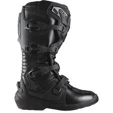 motocross bike boots scott sports new 350 mx gear black off road enduro motocross dirt