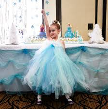 frozen themed party entertainment in the press wishing well entertainment and parties