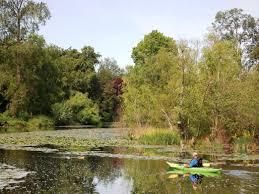 Arboretum by Washington Park Arboretum Paddling