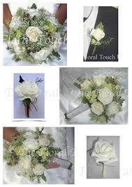 silk bridal posies and wedding flowers