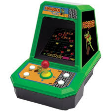 coleco pac man midway tabletop arcade works great vintage