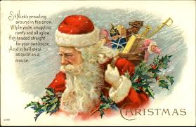 a history of christmas cards the way of improvement leads home