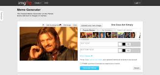 One Does Simply Not Meme Generator - top meme generator tools and apps to create funny memes online