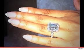 ring engaged lozada engaged to carl and my ring s bigger