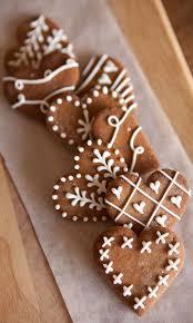 Gingerbread cookies design dessert Pinterest