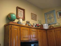 Shelves Fabulous Decorating Ideas For Kitchen Cabinets