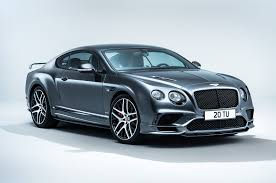 bentley 2017 700 hp 2017 bentley continental supersports revealed photo u0026 image