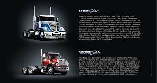 international trucks fenatran produt catalog on behance