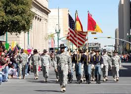 El Paso Texas Flag Defense Gov News Article El Paso Hosts Texas Sized Homecoming