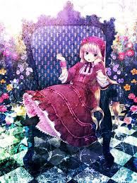 Girls Favourite Flowers - 62 best gosick images on pinterest anime girls anime art and