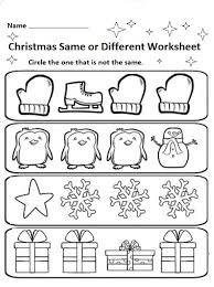 free printable christmas worksheets for preschool preschool crafts