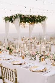 garden wedding reception decoration ideas best 25 blush wedding centerpieces ideas on pinterest floral