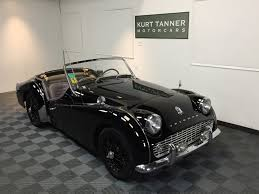 kurt tanner motorcars blog archive 1960 triumph tr3a sports