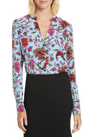 nordstrom blouses dvf by diane furstenberg s shirts blouses fashion