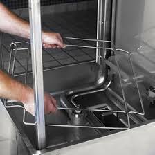 Commercial Hobart Dishwasher Hobart Am 15 Commercial Dishwasher Single Tank High