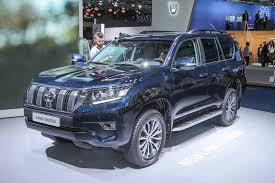 land cruiser car toyota land cruiser gets hardware and tech boosts autocar