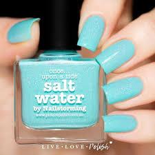 picture polish salt water nail polish u2013 live love polish