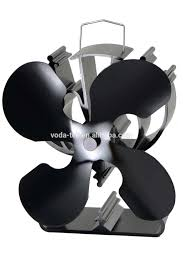 heat powered stove fan eco friendly wood burning stove top fan