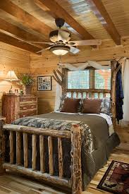 Log Home Bedrooms Bedroom Rustic Bedrooms Design Ideas Canadian Log Homes Cabin