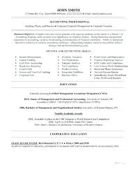 management accountant resume sample u2013 topshoppingnetwork com