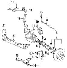 lexus gs300 parts diagram help front lower arms clublexus lexus forum discussion