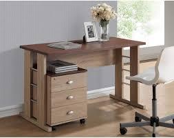 48 Inch Computer Desk Desk 48 Inch Desk Solid Wood Desk Black Simple Wood Computer