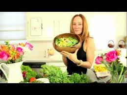 raw food diet love salad lose weight and fat dara dubinet youtube