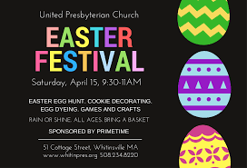 Easter Cookie Decorating Games by Easter Festival United Presbyterian Church