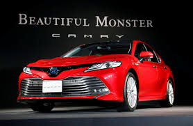 toyota sedan with new camry toyota eyes bigger share of ailing u s sedan market