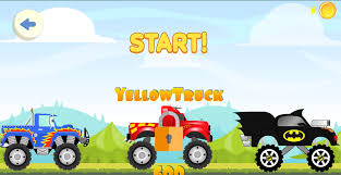 monster trucks races cartoon cars racing monster truck android apps on google play