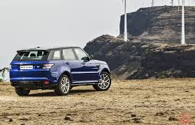 land rover track range rover sport svr review test drive throttle blips