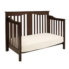 Convertible Crib Espresso by Million Dollar Baby Annabelle 4 In 1 Convertible Crib In Espresso