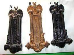 robinson u0027s antique hardware mail slot letter slots