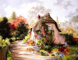325 best kinkade the painter of light images on