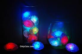 light up cubes box fast