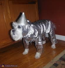 Tin Man Costume Tin Man Dog Costume