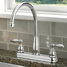 kitchen sink faucet home depot kitchen faucets at the home depot