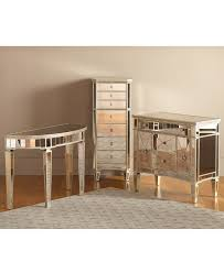 Silver Mirrored Bedroom Furniture Mirrored Furnature Home Design