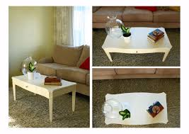 diy navy coffee table refinishing put that on your blog painted