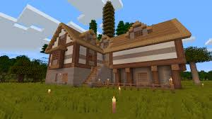 how should i decorate this house survival mode minecraft