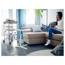 Ikea White Sofa by Svartåsen Laptop Stand Black Ikea